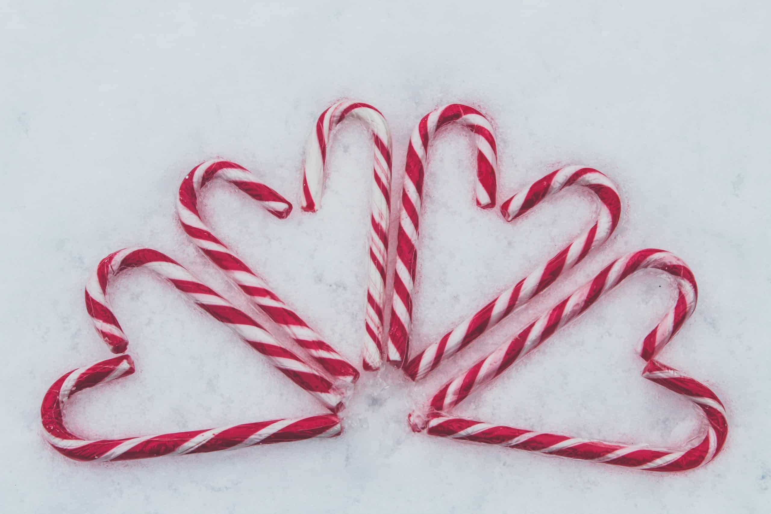 Candy Cane: The Legend Of Christmas Holiday Tradition